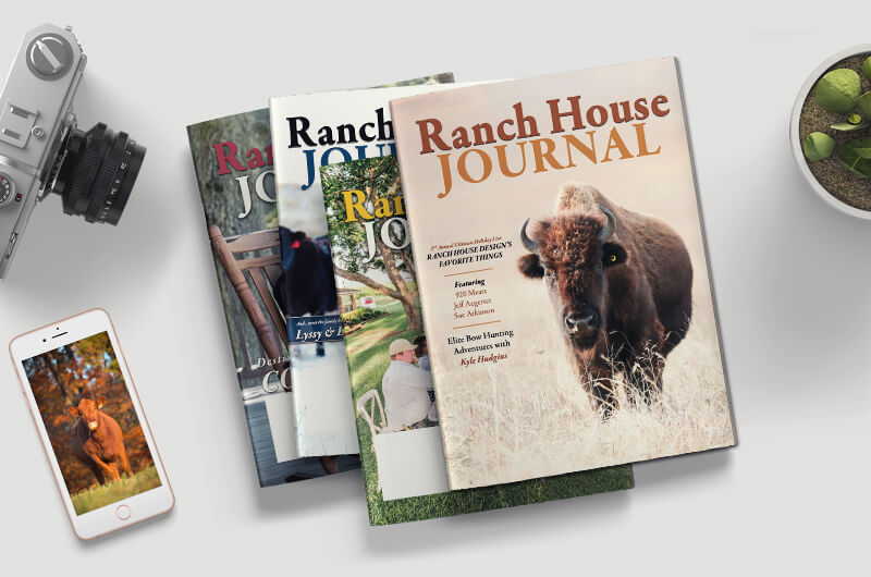 Ranch House Journal - Agriculture Magazine - Cattle Magazine - Ranch Lifestyle Magazine