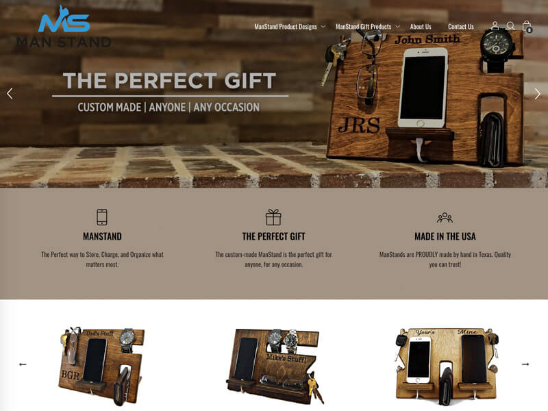 Drapela Woodworks Online Store - Ranch House Designs